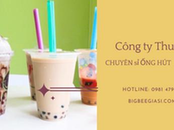 Ống hút trà sữa Thu Hồng – 100% khách hàng hài lòng