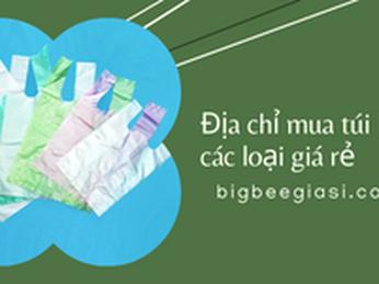 Túi bóng đen – Túi bóng trắng – Túi bóng màu giá rẻ Tp.HCM