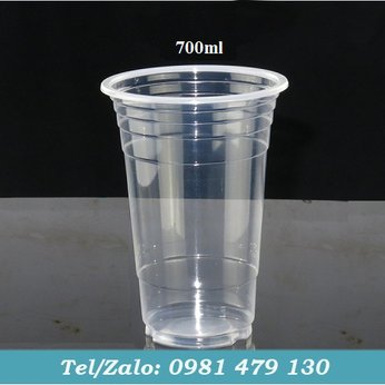 LY NHỰA PET  700ML