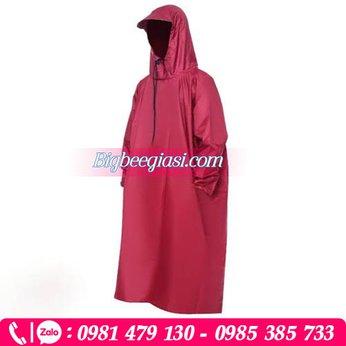 Áo mưa bít vải dù siêu dày
