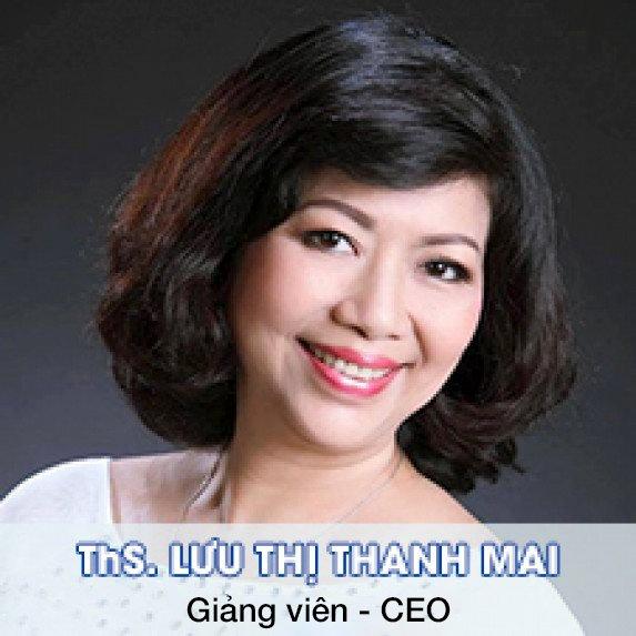 THS. LƯU THỊ THANH MAI