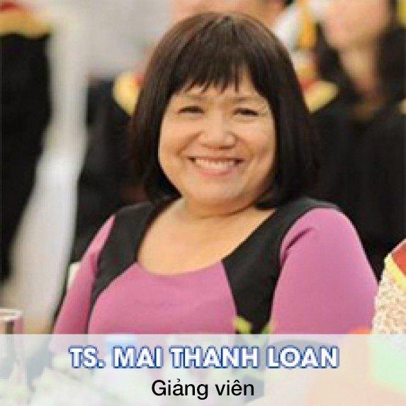 TS. MAI THANH LOAN