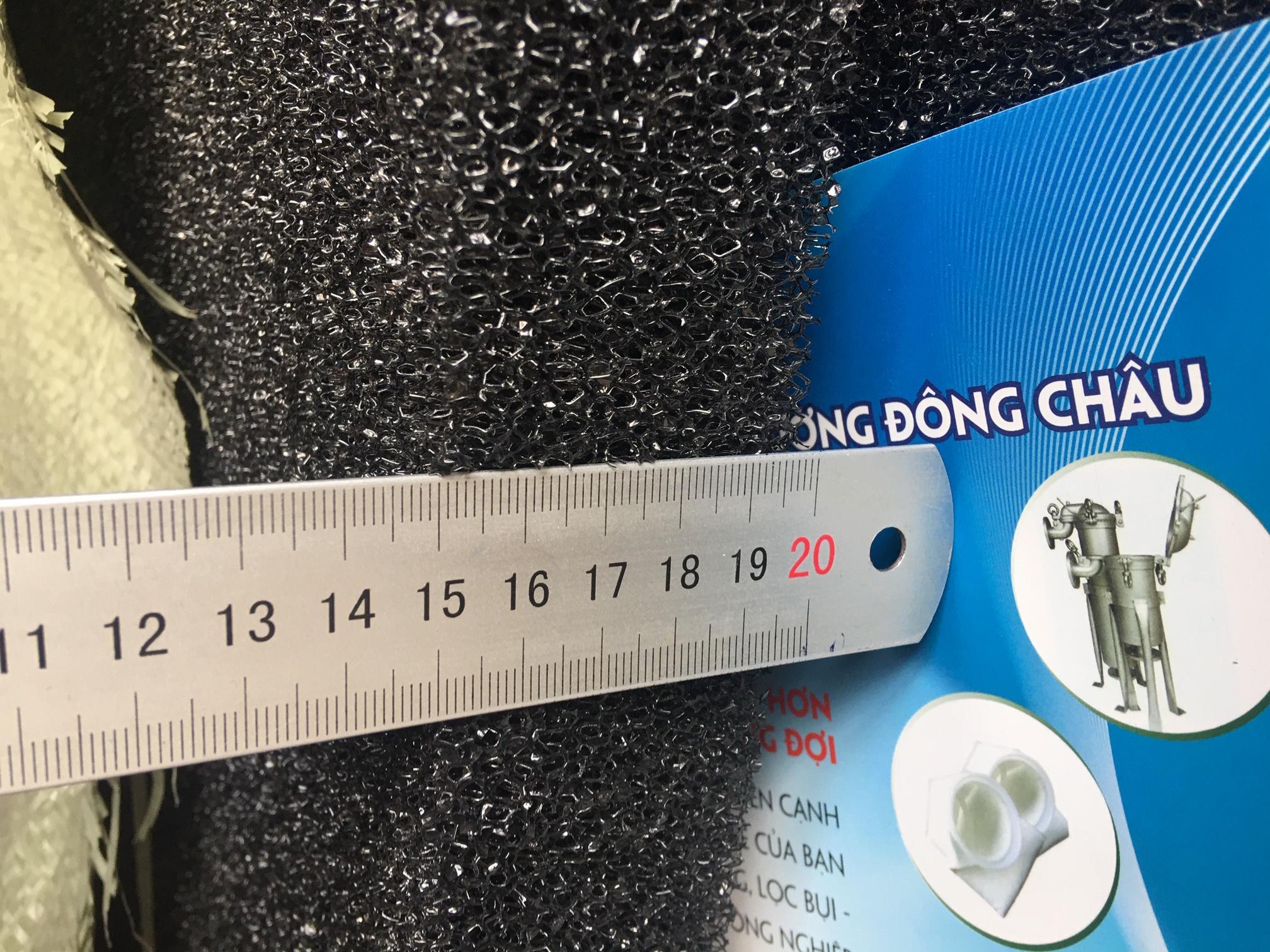 Foam Mouse Mút Xốp Lọc Bụi Lọc Khí Dày 50mm