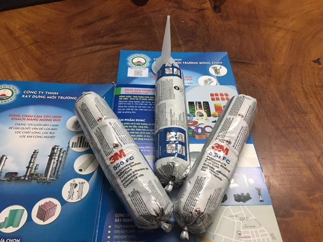 Keo ống trám trét khe hở 3M Sealant 550