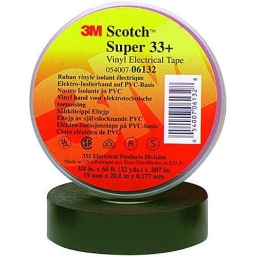 Băng keo cách điện 3M Scotch Super 33
