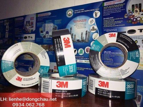 Băng keo đa năng 1 mặt 3M Duct Tape 3939