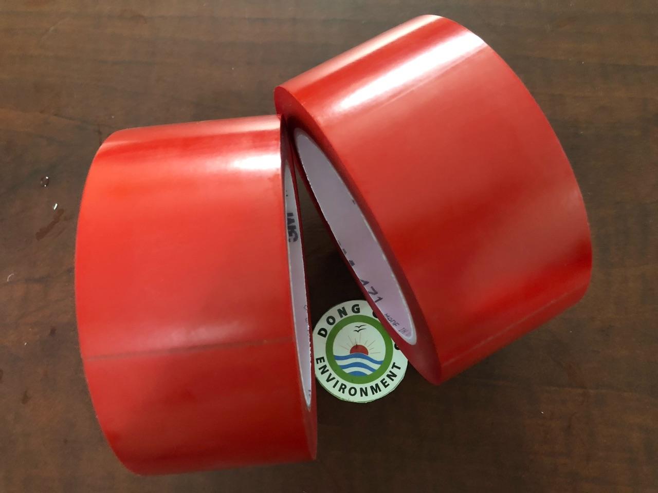 Băng Keo Dán Nền Màu Đỏ 3M 471