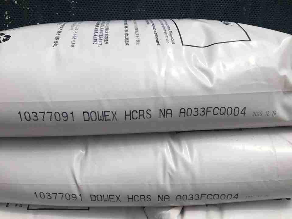 Hạt Nhựa Cation DOWEX HCRS Na