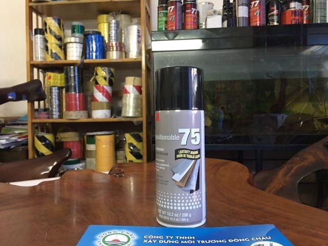 Chai keo đa năng dạng xịt 3M Repositionable 75