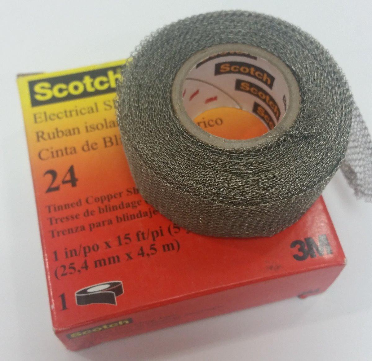 Băng keo lưới đồng 3M scotch 24
