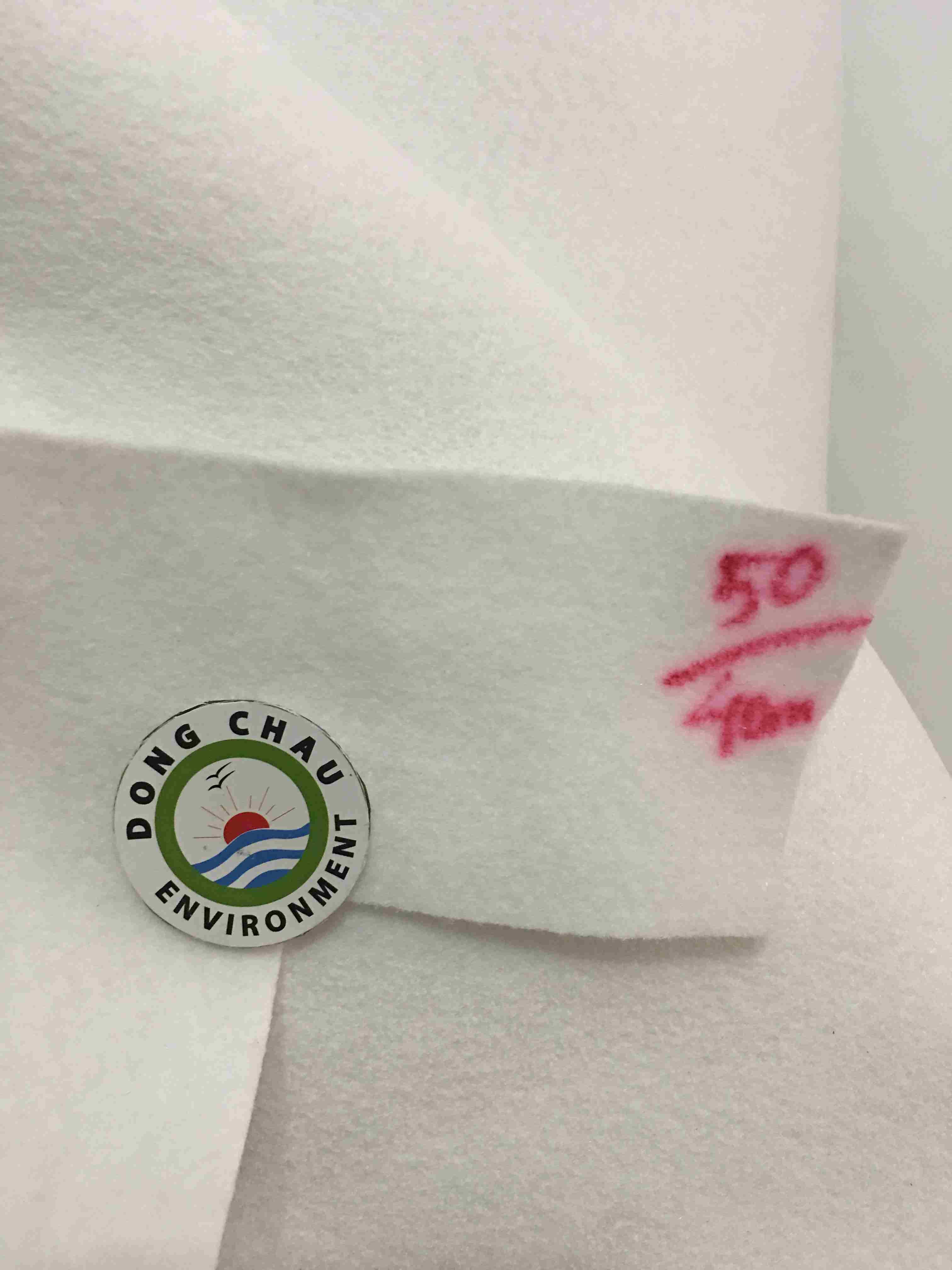 Vải Lọc PE 50 Micron