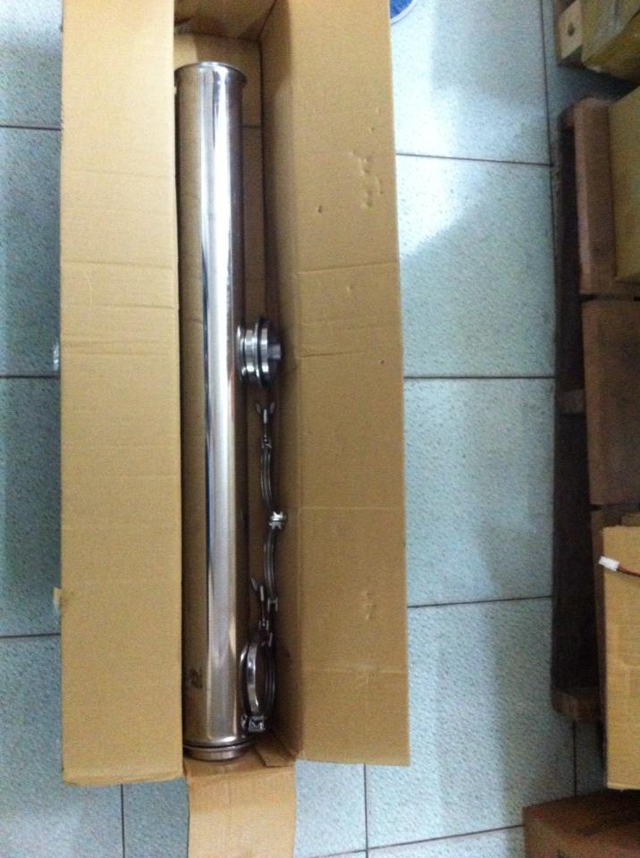 Vỏ Màng UF4040 Inox 304 Cả Thân Và Nắp