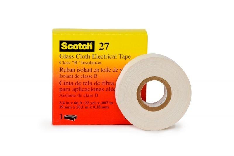 Băng keo vải cách điện 3m scoth