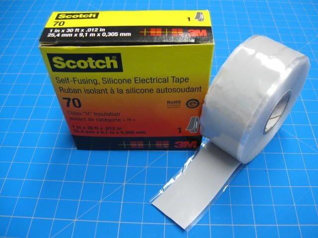 Băng keo cách điện silicone scotch 70