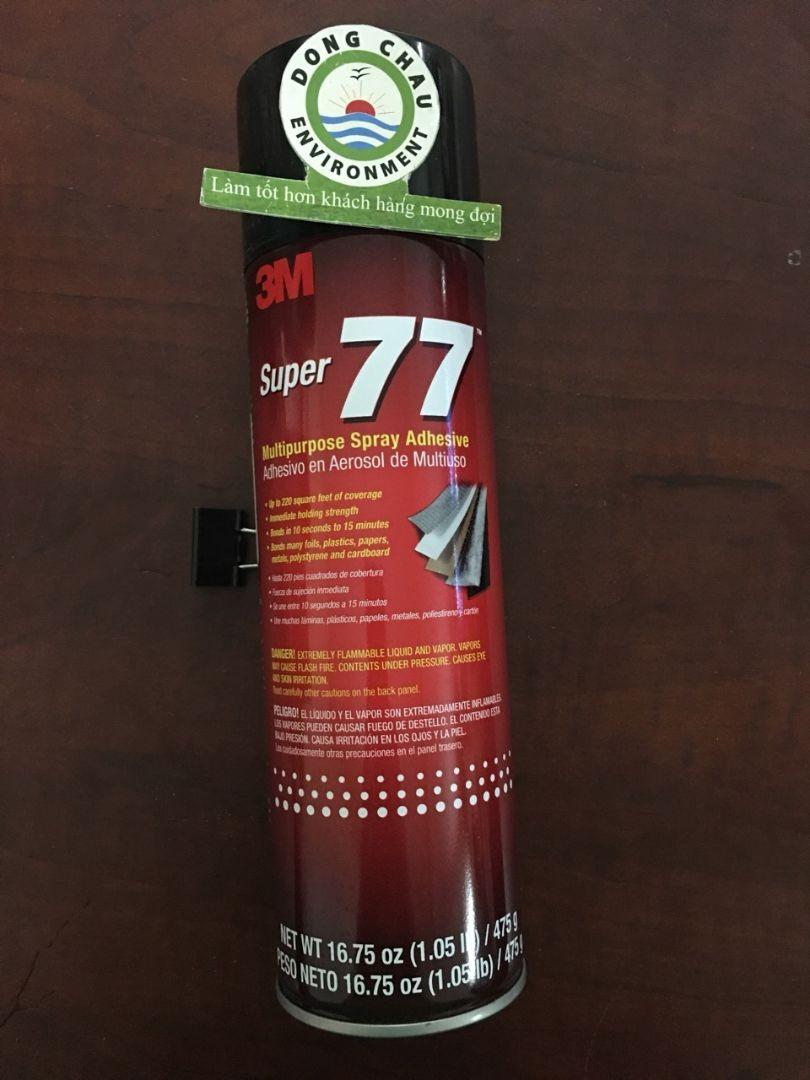 Chai xịt cách điện 3M super 77