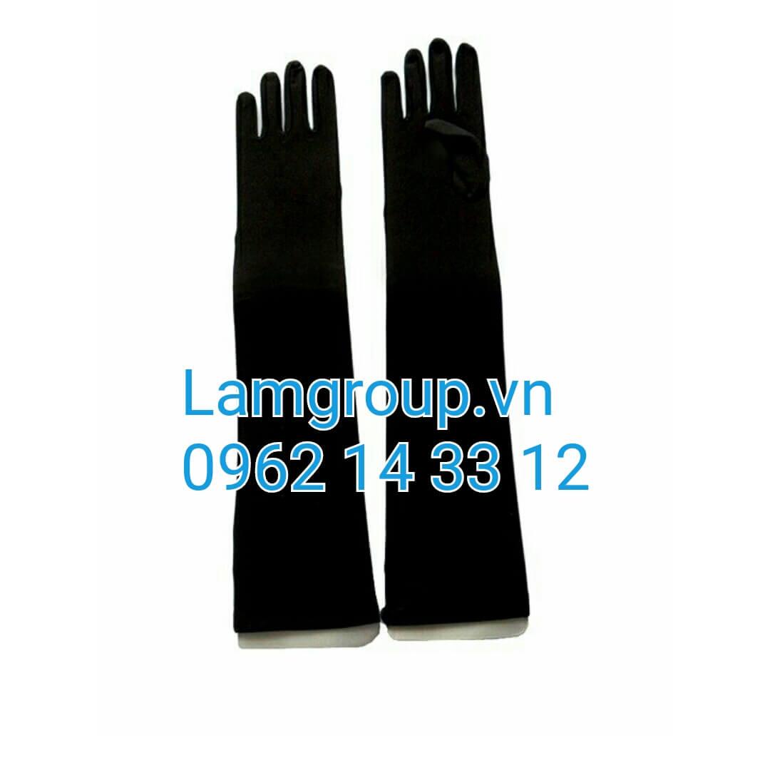 Găng tay vải chống nắng