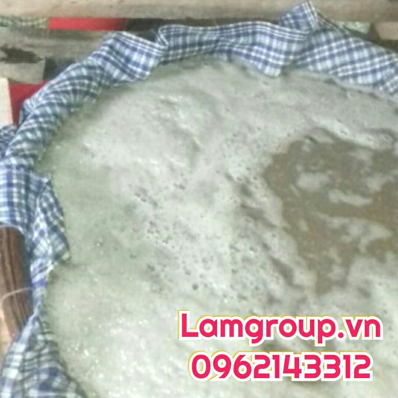 Xưởng gia công chế biến nước mắm nhỉ cá cơm truyền thống