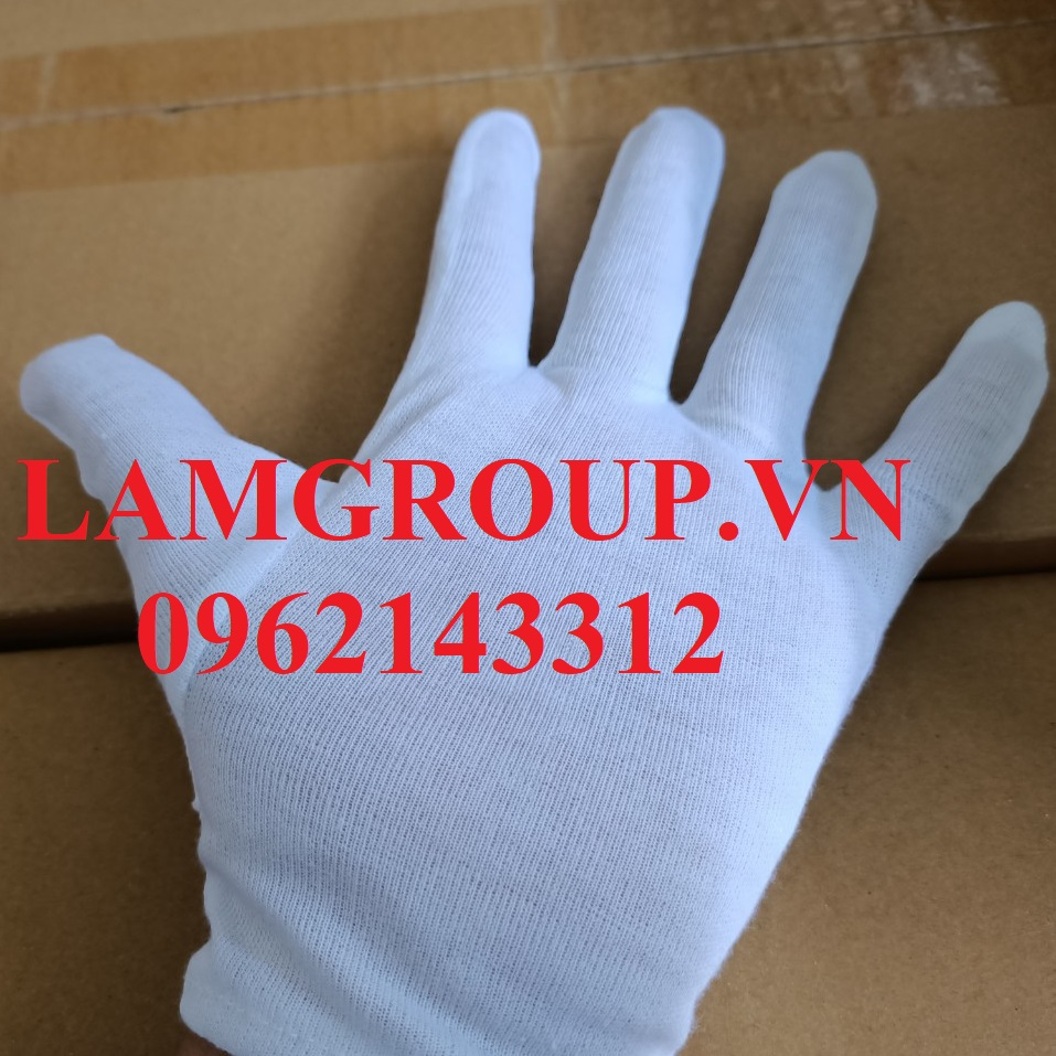 Găng tay vải PET