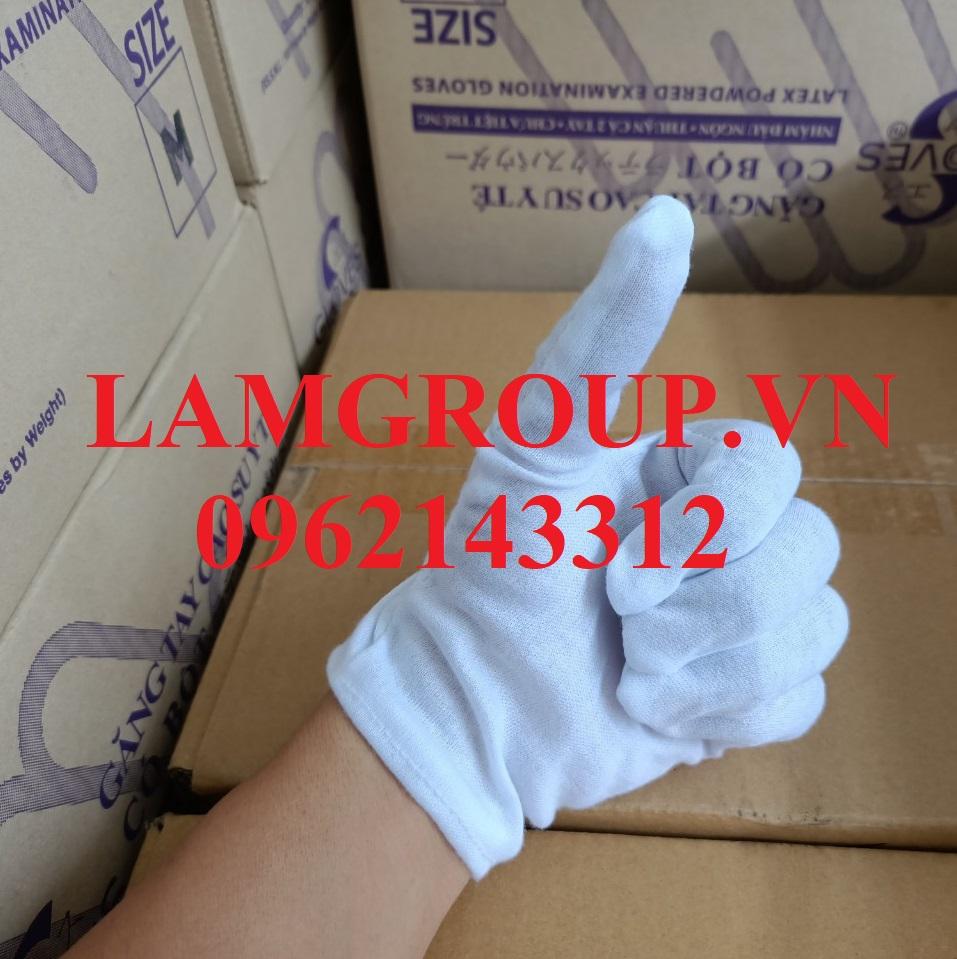 Găng tay vải LGT10