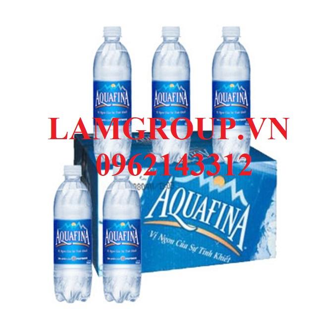 Nước tinh khiết Aquafina chai 500ml