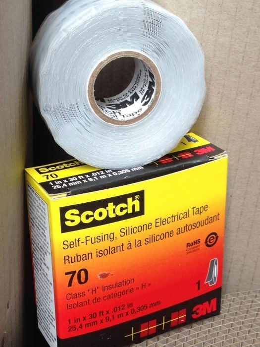 Băng keo cao su cách điện 3M scotch 70