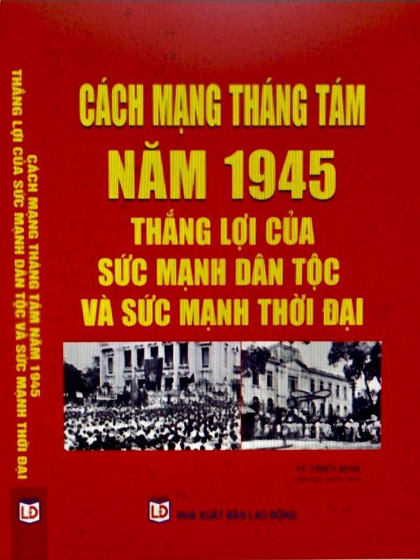 Cách mạng Tháng Tám năm 1945 - Nhà sách chính trị tài Chính