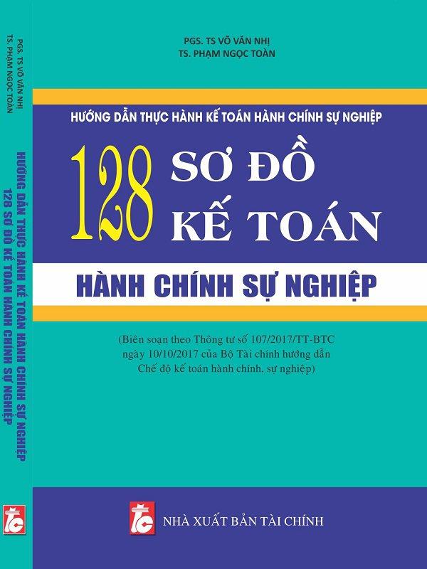 Hướng Dẫn Thực Hành Kế Toán Hành Chính Sự Nghiệp 128 Sơ Đồ Kế Toán