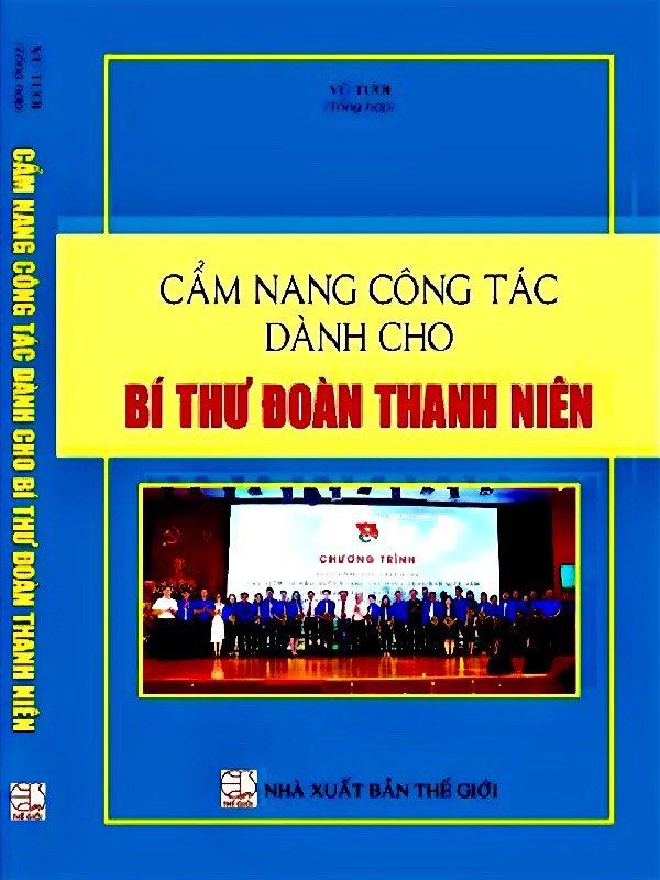 Sách Kỹ năng công tác dành cho cán bộ Đoàn Thanh niên