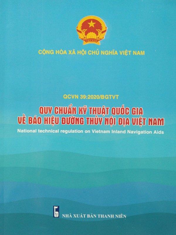 Sách Quy chuẩn kỹ thuật quốc gia về biển báo hiệu đưởng thủy nội địa