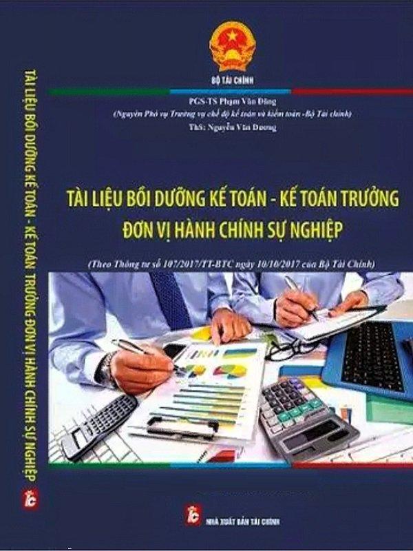 Tài liệu bồi dưỡng kế toán - Kế toán trưởng - Sách chính trị tài Chính