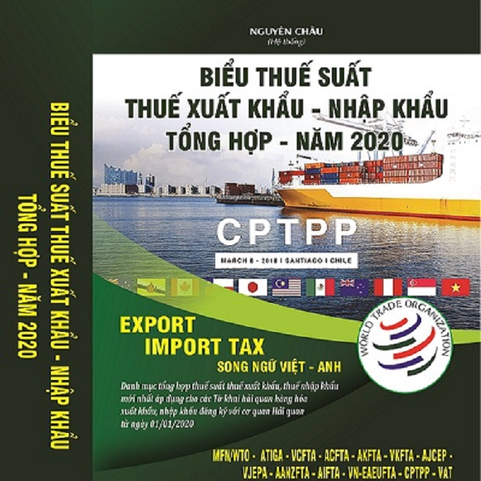 Giới Thiệu Biểu Thuế Xuất Nhập Khẩu 2020 Cục Hải Quan TP.Hồ Chi Minh