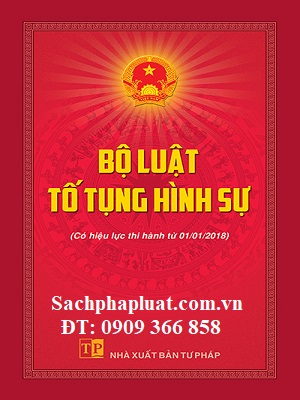 Bộ luật tố tụng hình sự | Giảm Giá 50% tại Hà Nội và TP. HCM