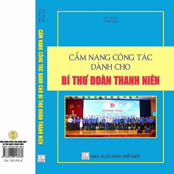Cẩm Nang Công Tác Dành Cho Bí Thư Đoàn Sách giá rẻ tại Tp.Hồ Chí Minh