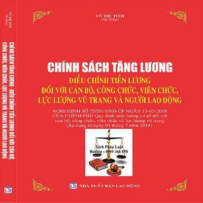Sách Cẩm Nang Chính Sách Tăng Lương Giá Rẻ Uy Tín online Tại Thái Bình
