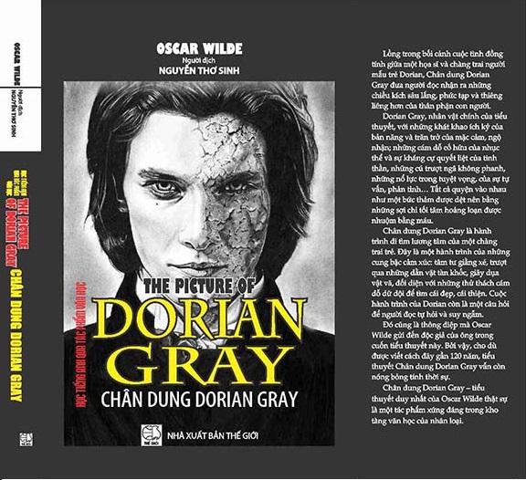 Sách Kỹ Năng Nuôi Dậy Trẻ Bức Chân Dung Của Dorian Gray