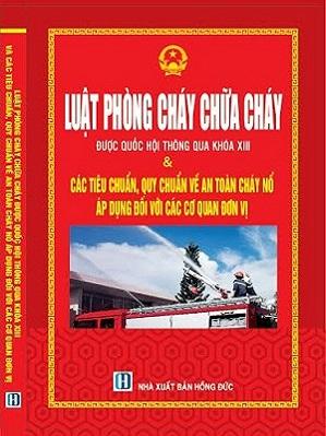 Sách luật bảo vệ môi trường, Sách luật phòng cháy và chữa cháy online