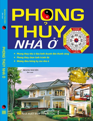 Sách Phong thủy nhà ở đưa kinh doanh đến thành công