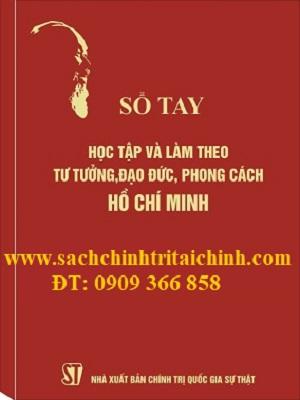 Sổ tay học tập và làm theo tư tưởng, đạo đức, phong cách Hồ Chí Minh