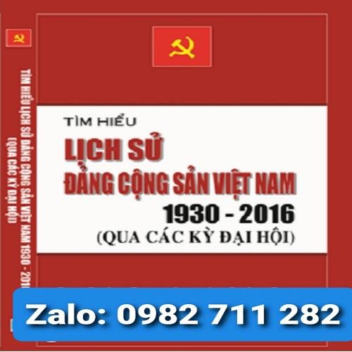 Tìm Hiểu Lịch Sử Đảng Cộng Sản Việt Nam Qua Các Kỳ Đại Hội