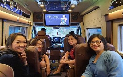 Xe Limousine Cần Thơ  Đi Sài Gòn