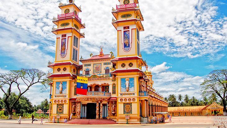 Thuê Xe Du Lịch Sài Gòn - Tây Ninh