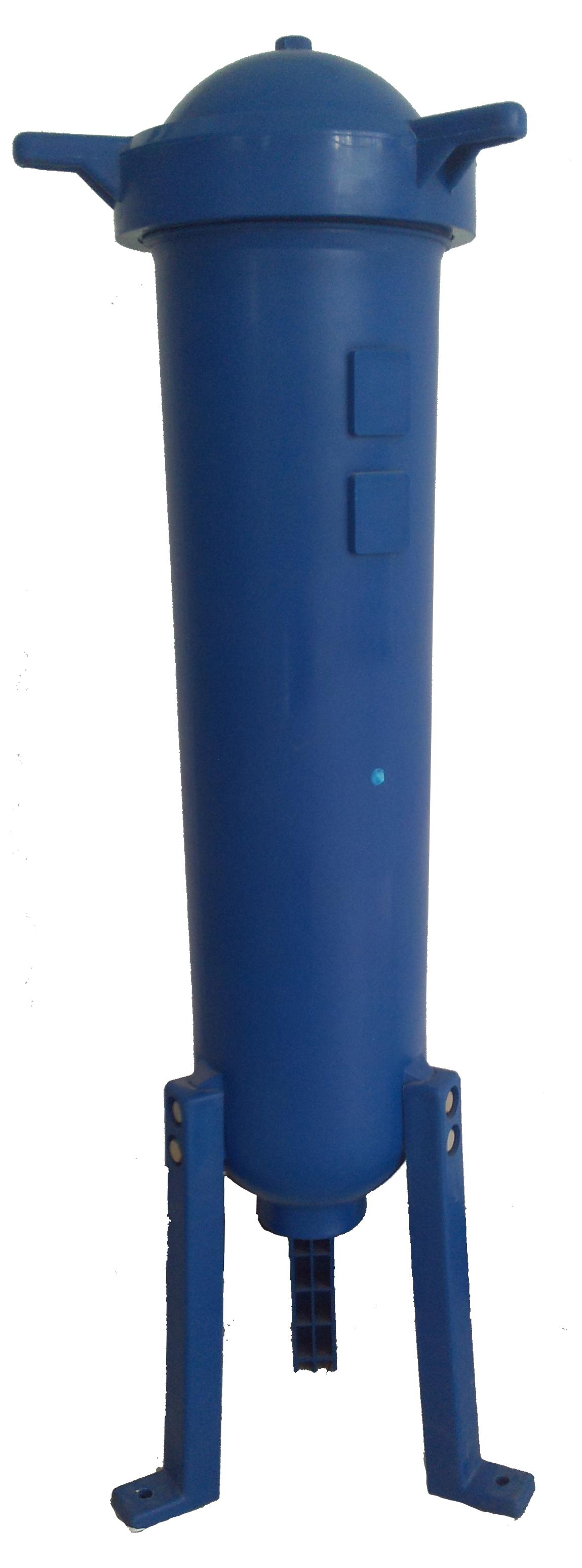 Bình lọc túi Polypropylene Bag Filter Vessel- PF series