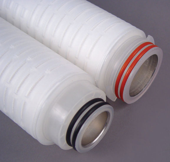 Lõi lọc EPD Pleated Polypropylene Cartridge Filters