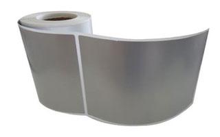 Decal xi bạc in tem nhãn mã vạch loại 1 tem 105x152mm