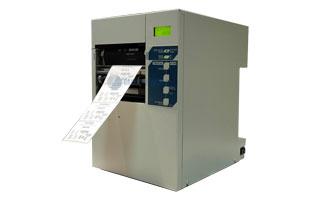 Máy in tem nhãn mã vạch công nghiệp RING 4024PIM - Chính hãng