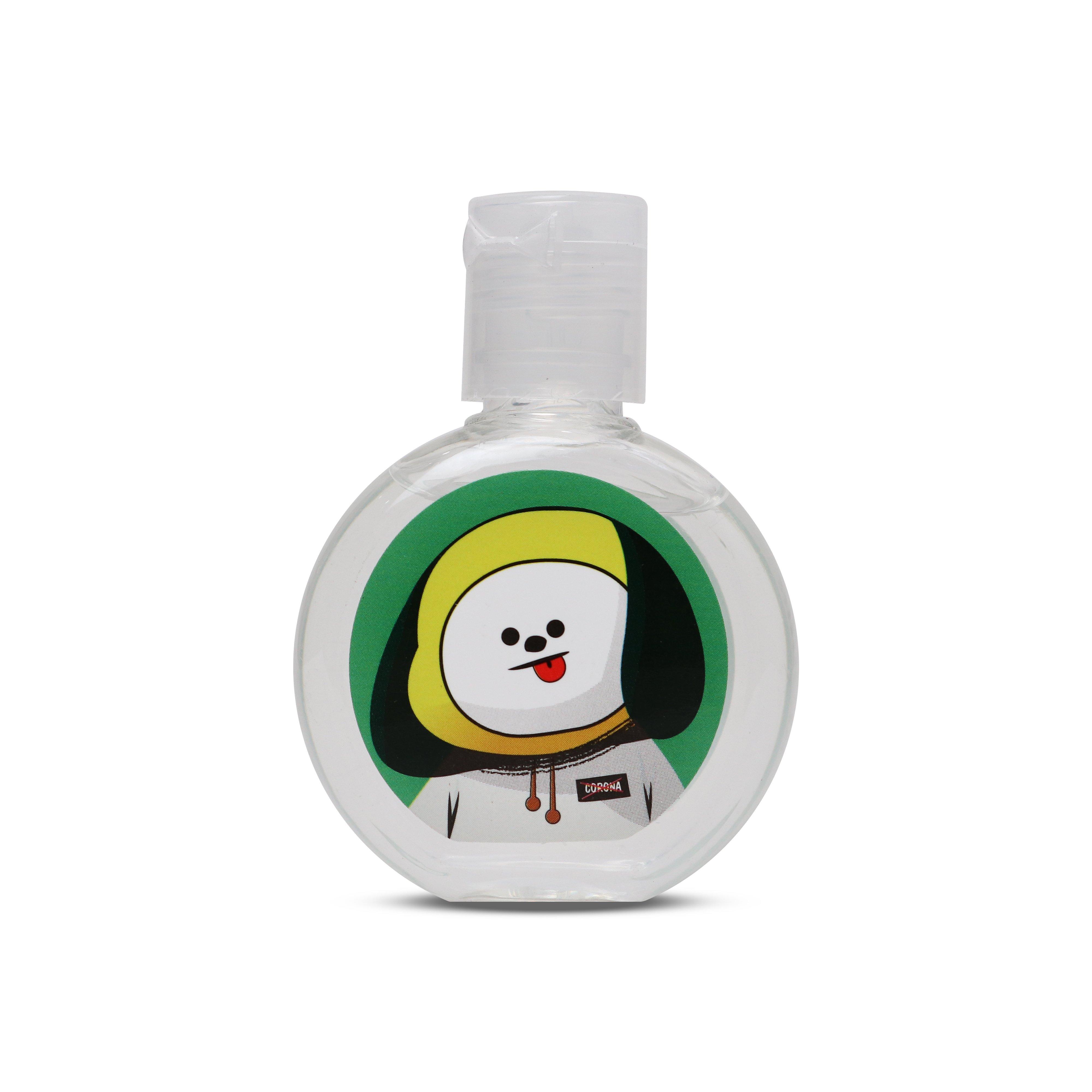 Sát khuẩn tay nhanh CLEANWEL NEW 30 ml chai tròn mẫu BTS