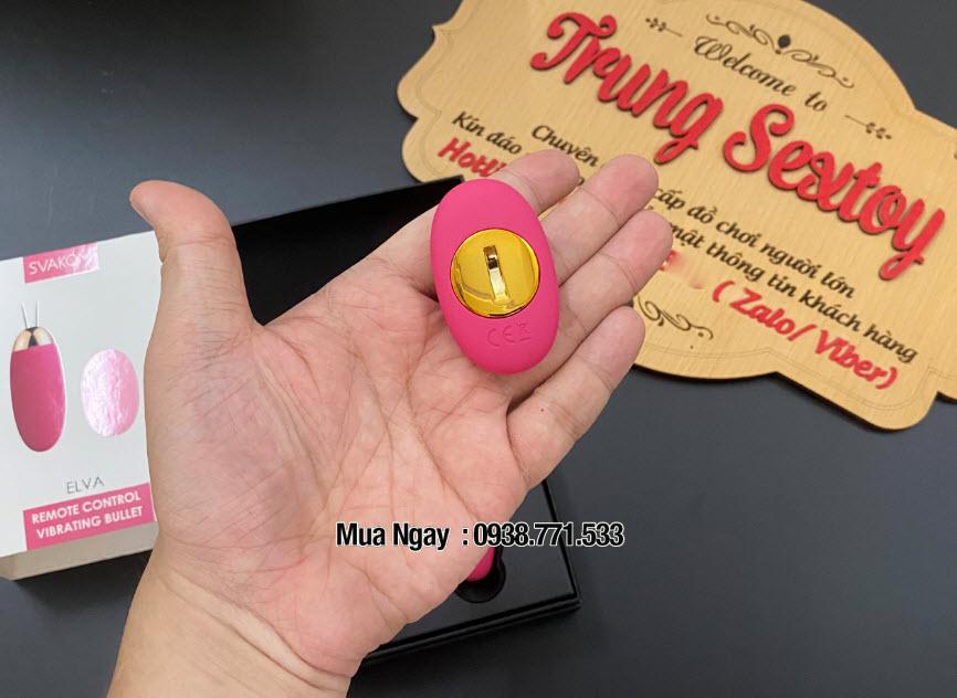Trứng rungSvakom Elva siêu phẩm cho các nàng