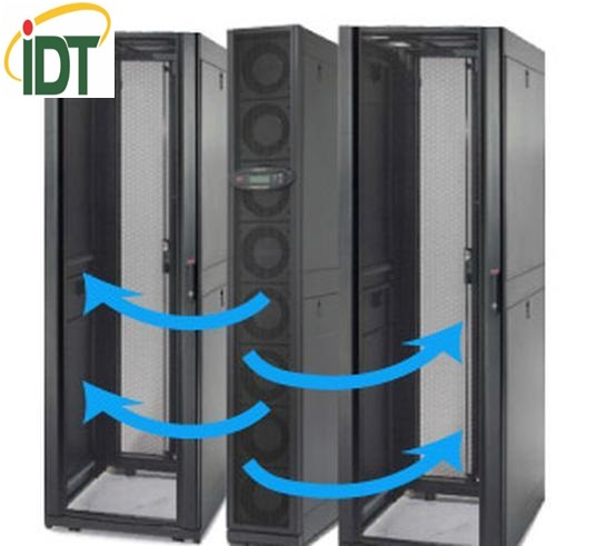InRow SC, 300mm, Air Cooled, Self-contained 200-240V 60Hz