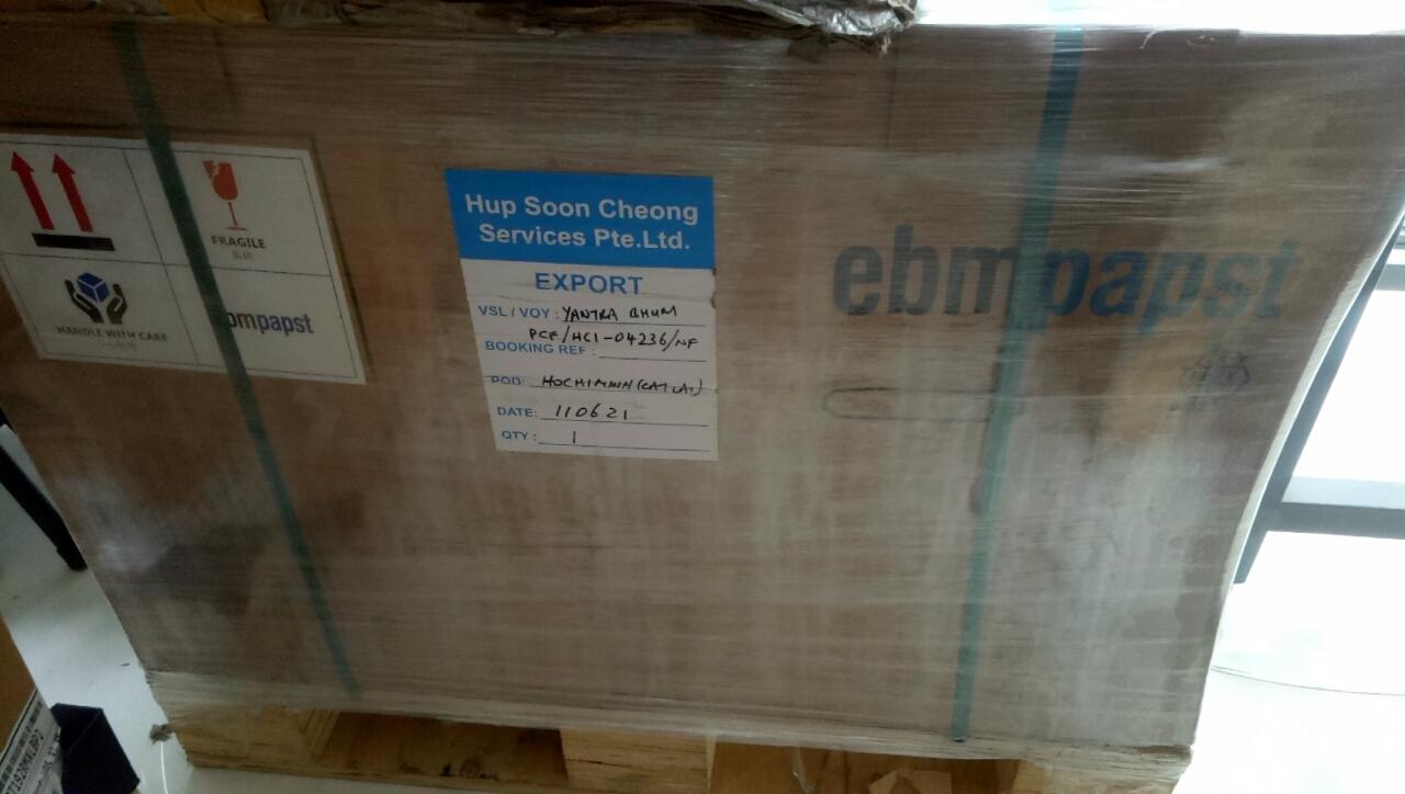 Quạt Ebm pappst R3G560AH2315