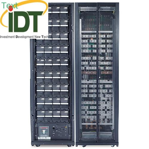 APC Symmetra PX 96kW Scalable to 160kW, 400V w/ Integrated Modular Distribution